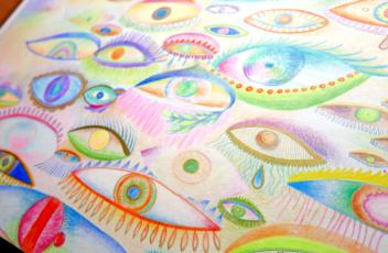 The eyeland detail